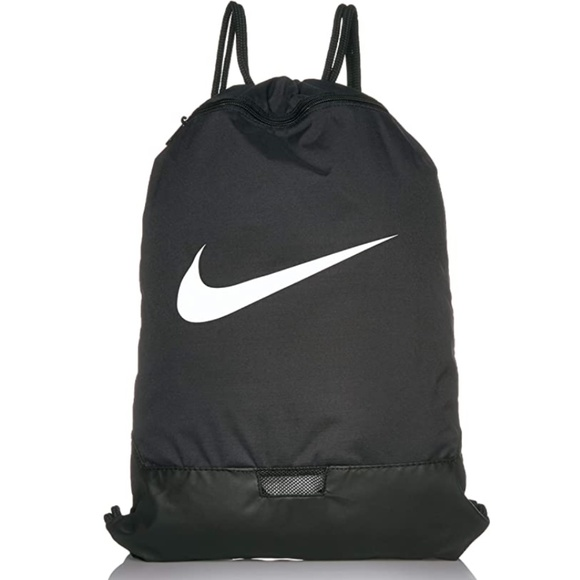 Nike Drawstring Sport Bag w/ Zipper